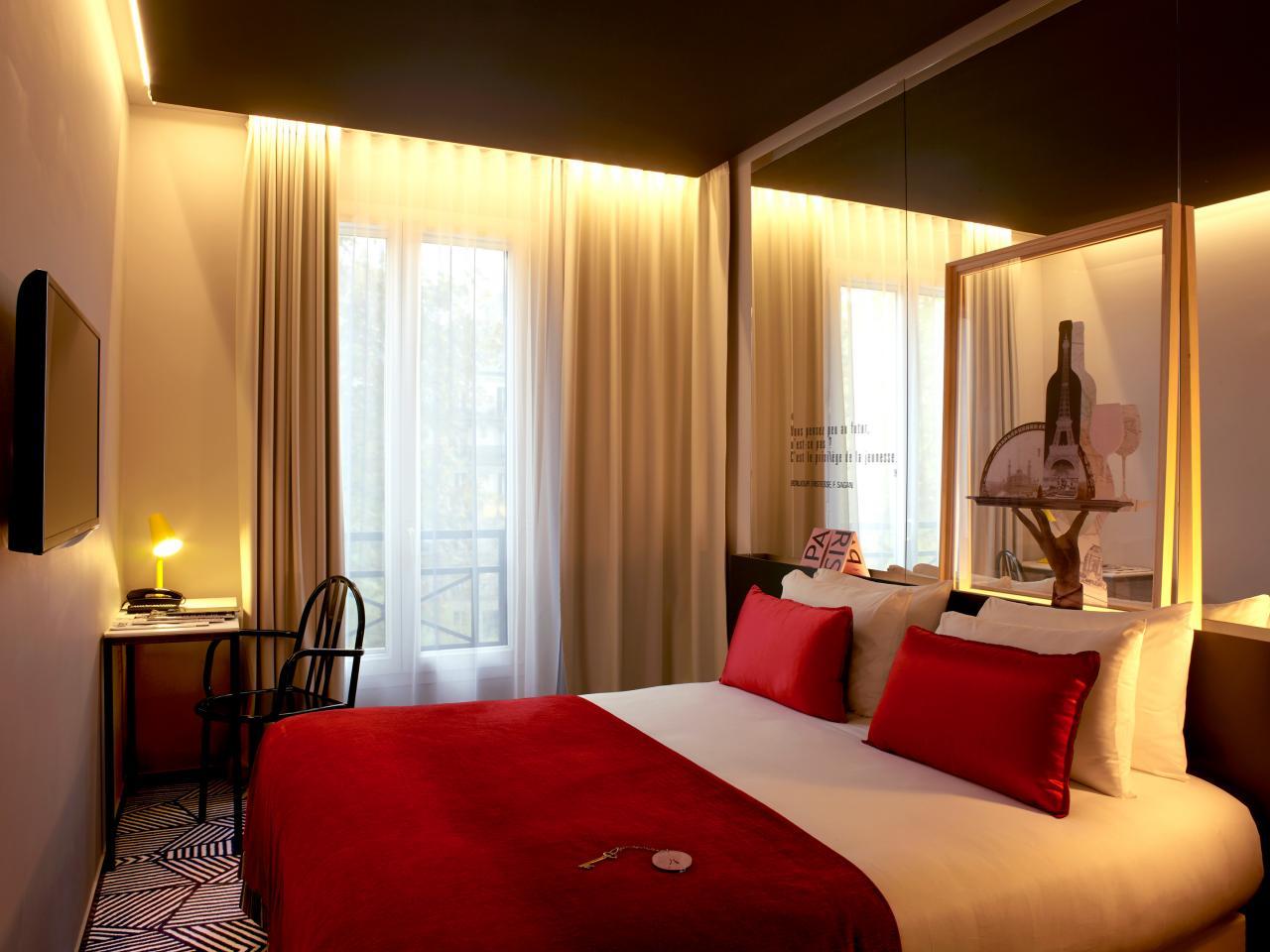 Hôtel Gaston - Chambre