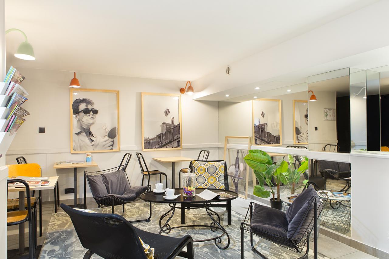Hôtel Gaston - Salon